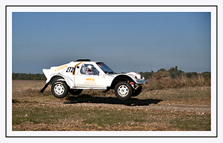 Rallye National Dunes et Marais 2016 39eme édition