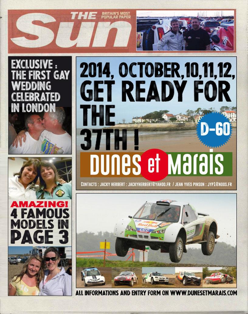 marais - Infos Dunes et Marais 2014 - Page 2 FLYER1-10aout