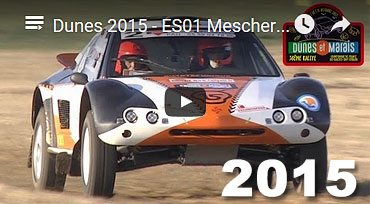 Rallye National Dunes et Marais 2015 38eme édition 2015